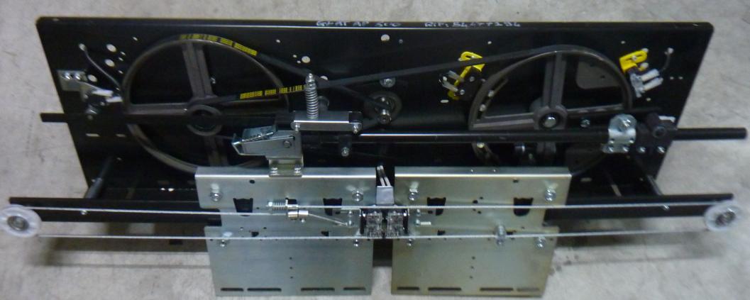 Operatore 2AO automatico completo di accessori