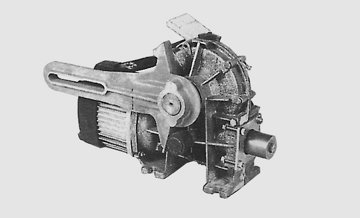 Motoriduttore MR 041