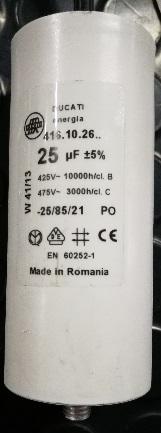 Condensatore per motori