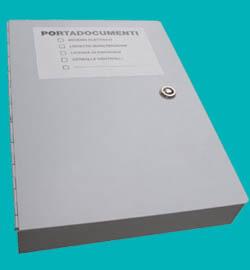 Cassetta porta documenti