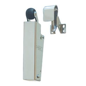 Chiudiporta verticale esterno per porta a battente