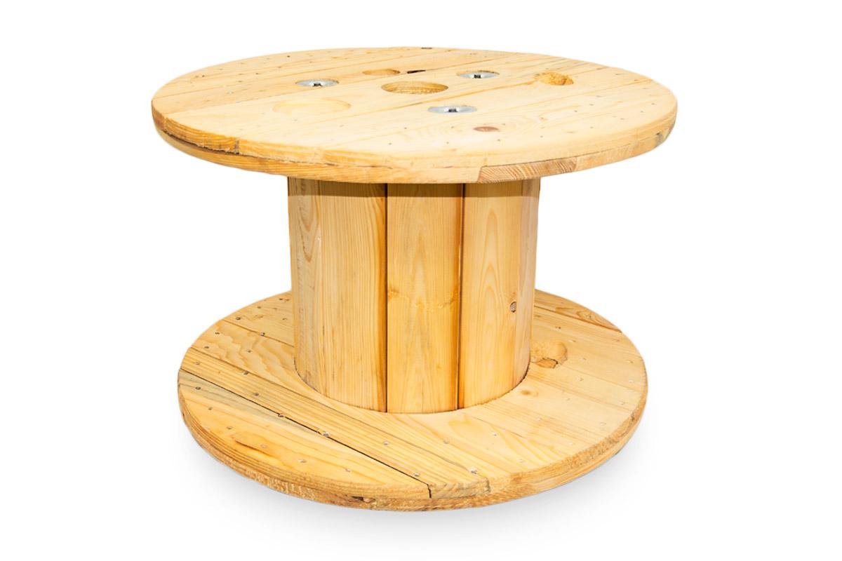 Bobina in legno