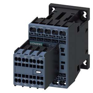 Relè contattore, 8 poli, 6NO + 2NC, morsetto a molla, circuito AC integrato