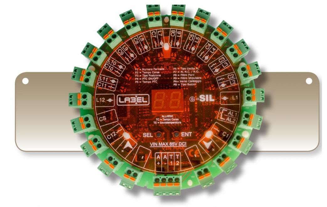 Selettore Elettronico Esil