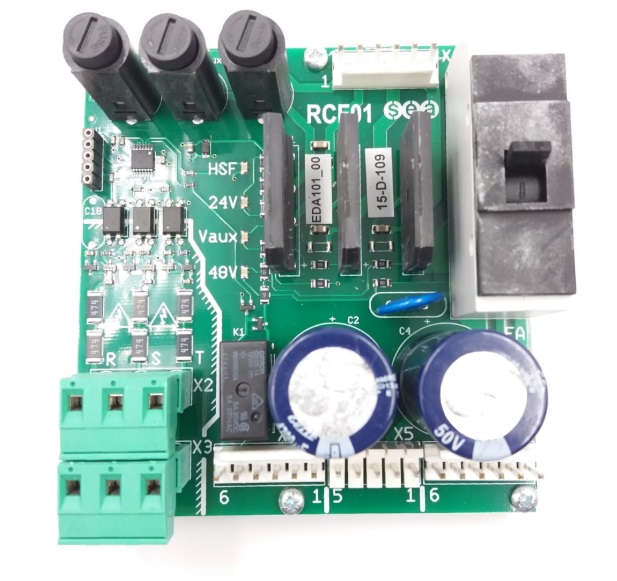Alimentatore, controllo fasi RCF01