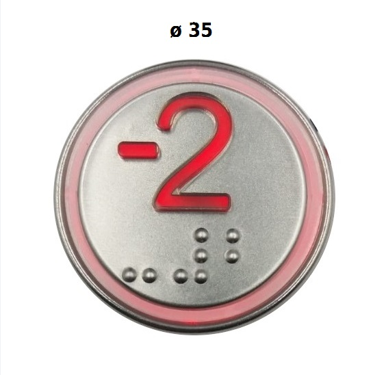 Pulsante MACRO 35 mm