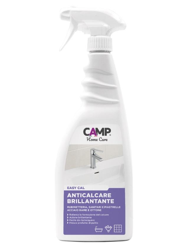Detergente anticalcare brillantante protettivo