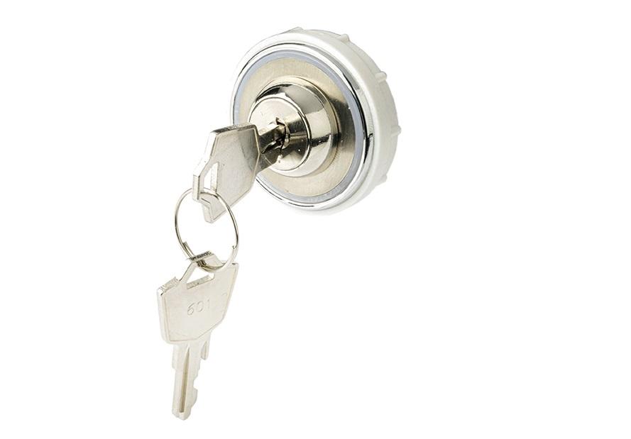 Contatto a chiave