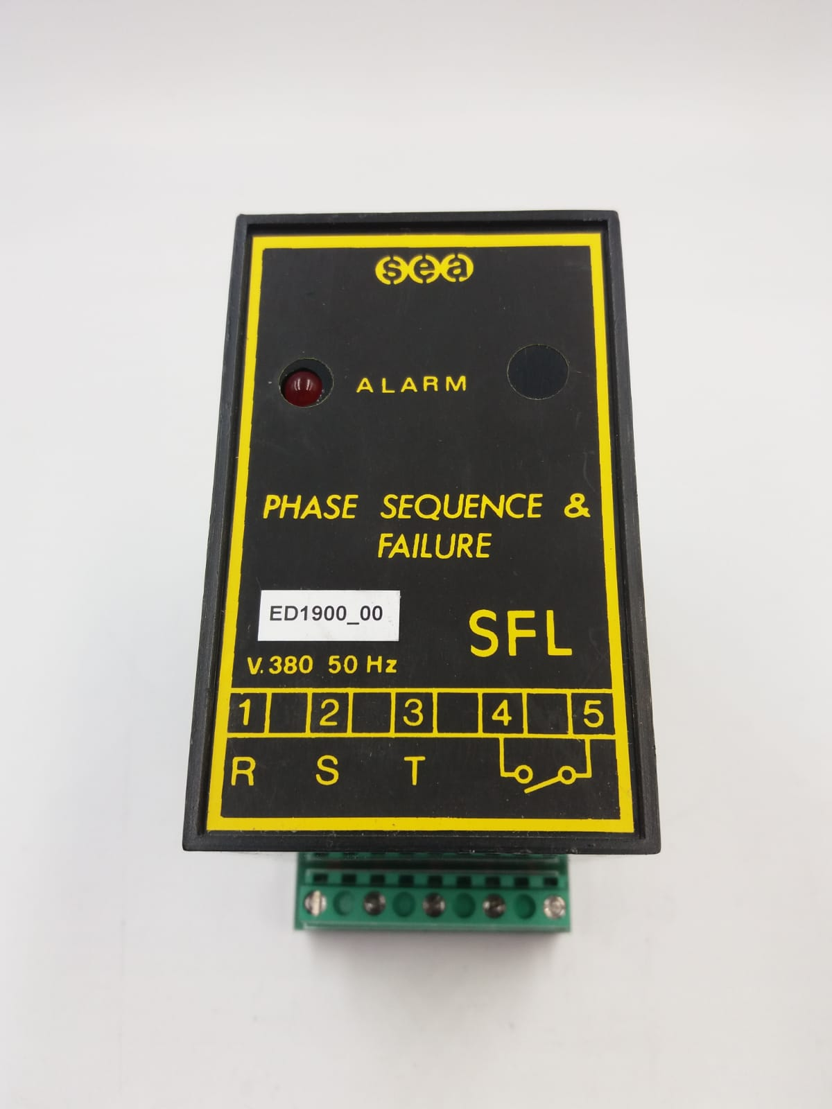 Sequenza fasi ed errori SFL