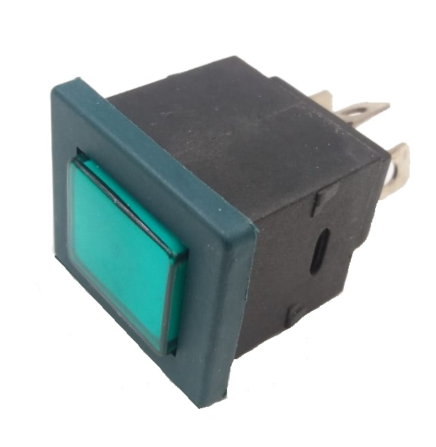 Pulsante c/led