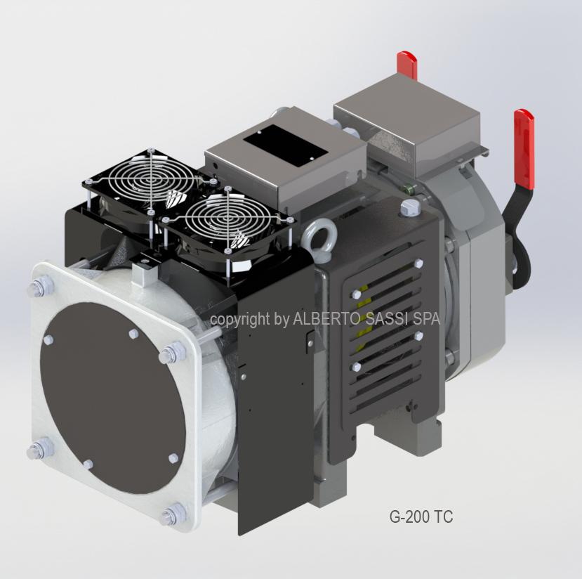 G200 TS - PUL 210x6x6,5 - encoder assoluto endat ecn 1313 con cavo 10m