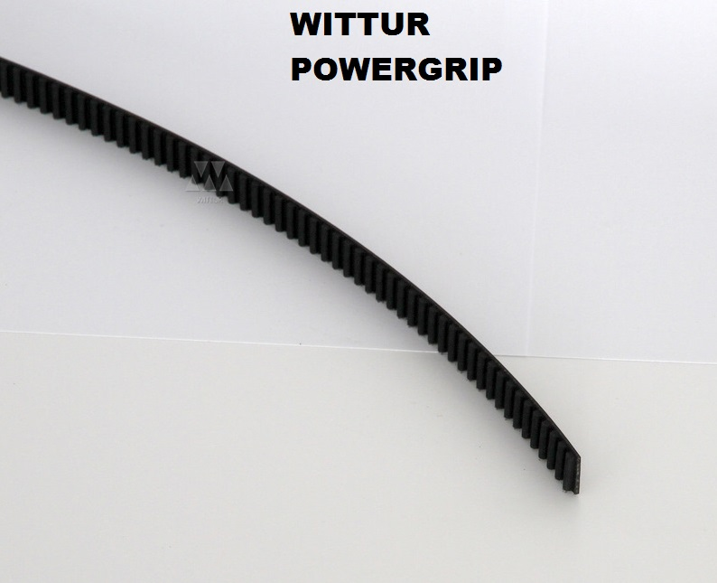 Cinghia powergrip HTD LL-5M-12