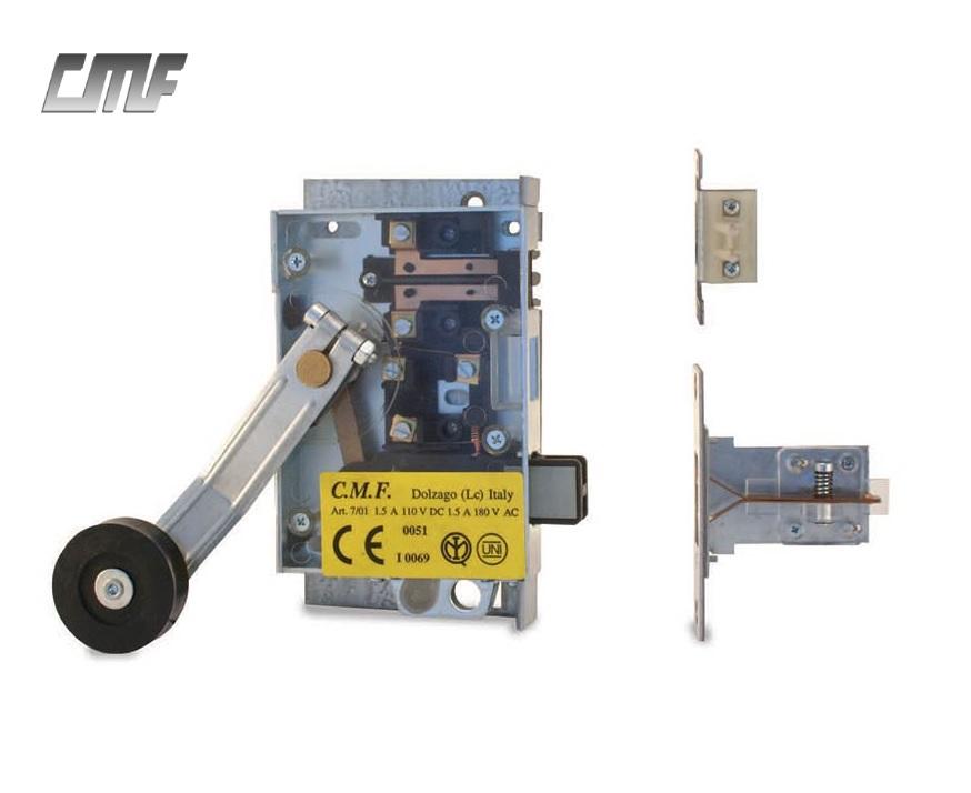 Kit sostituzione serratura semiautomatica