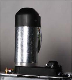 Assieme motore-riduttore DX