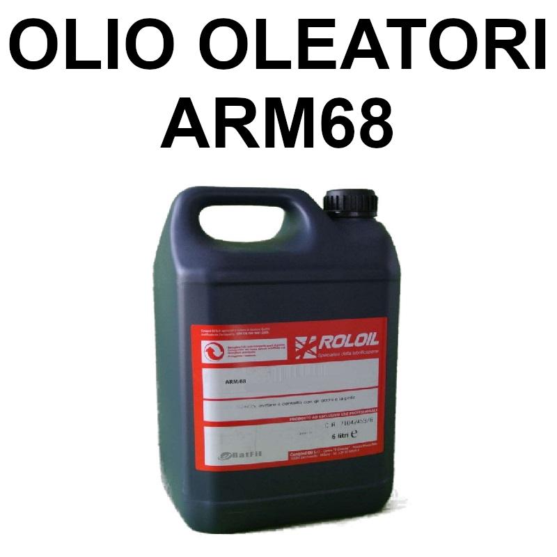 Olio per oleatore