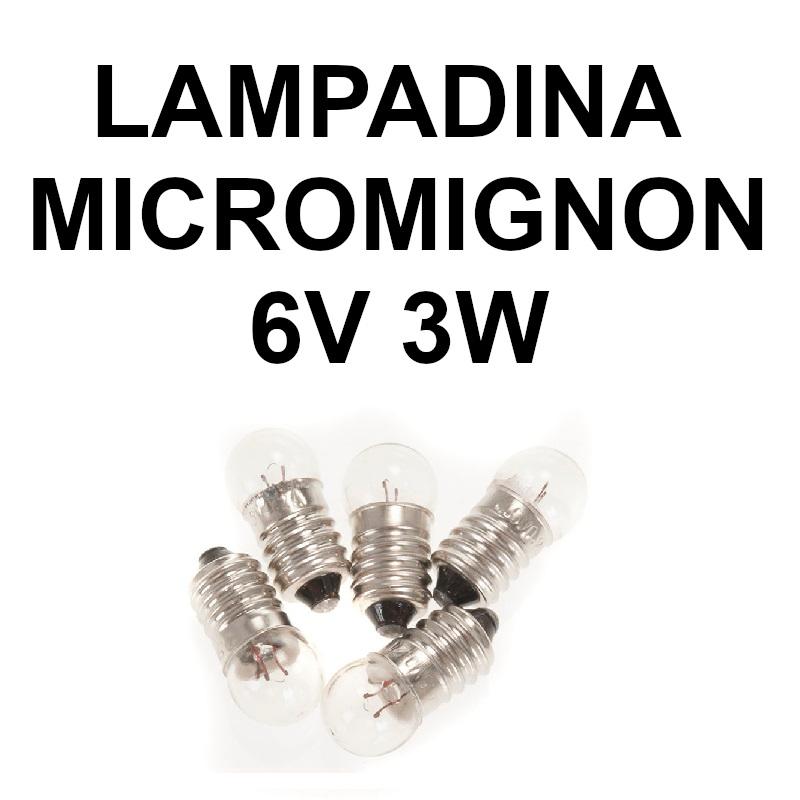 Lampadina Micromignon E10