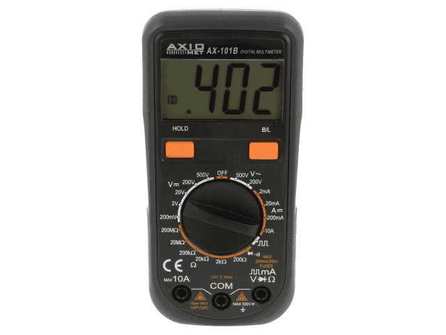 TESTER Multimetro Digitale