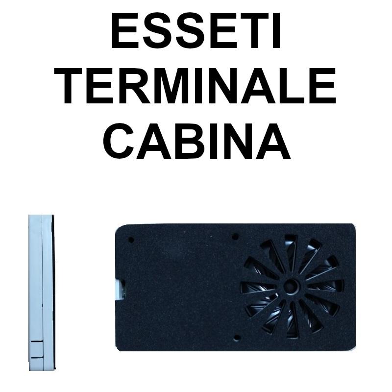 Terminale attivo X ST56 (cabina)