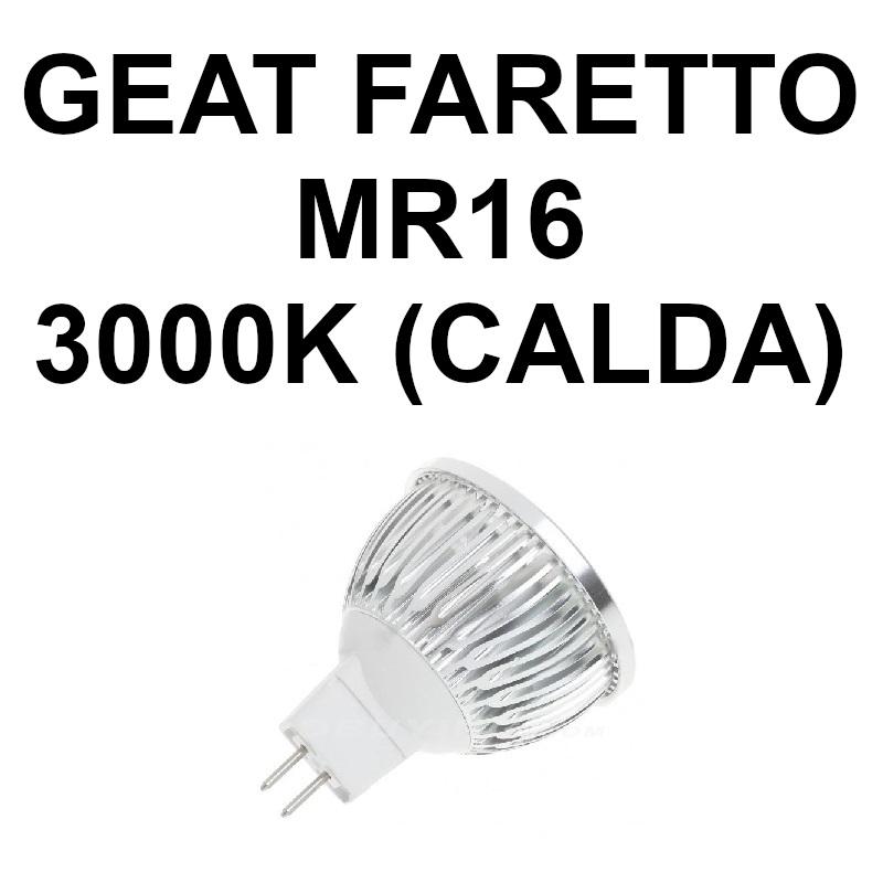 Faretto a led