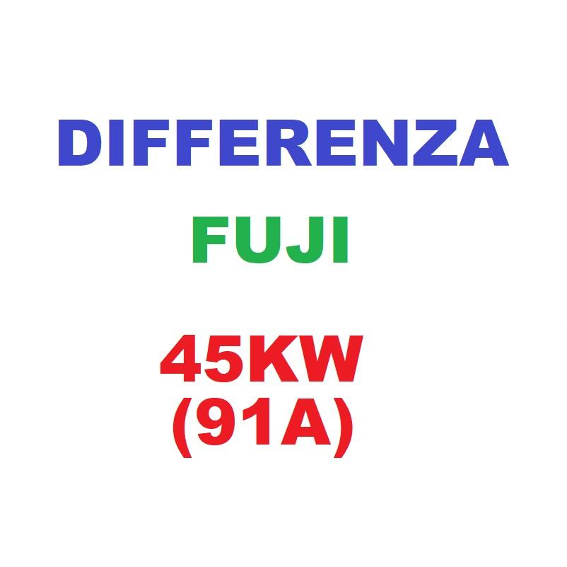 Differenza FUJI 45KW (91A)