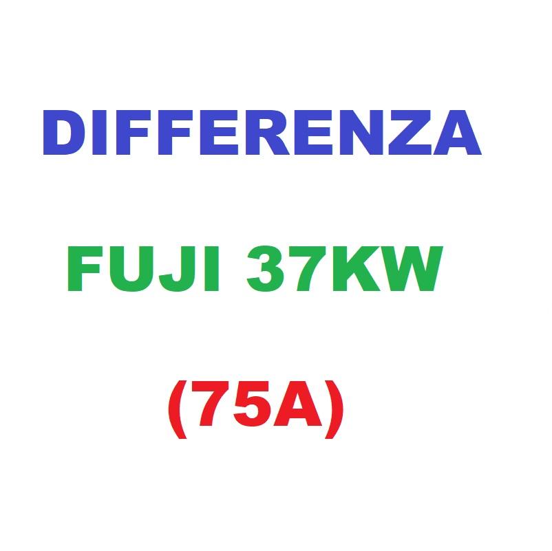 Differenza FUJI 37KW (75A)