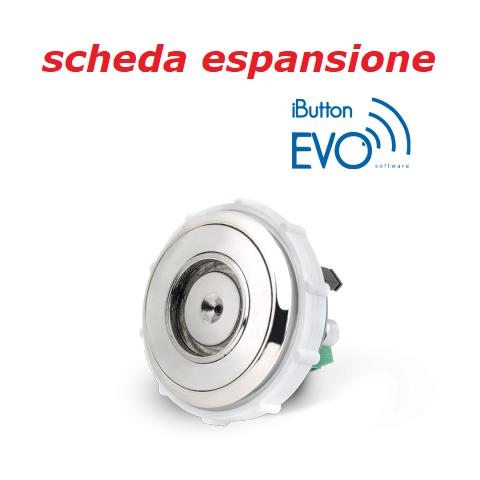 I-BUTTON EVO Scheda espansione