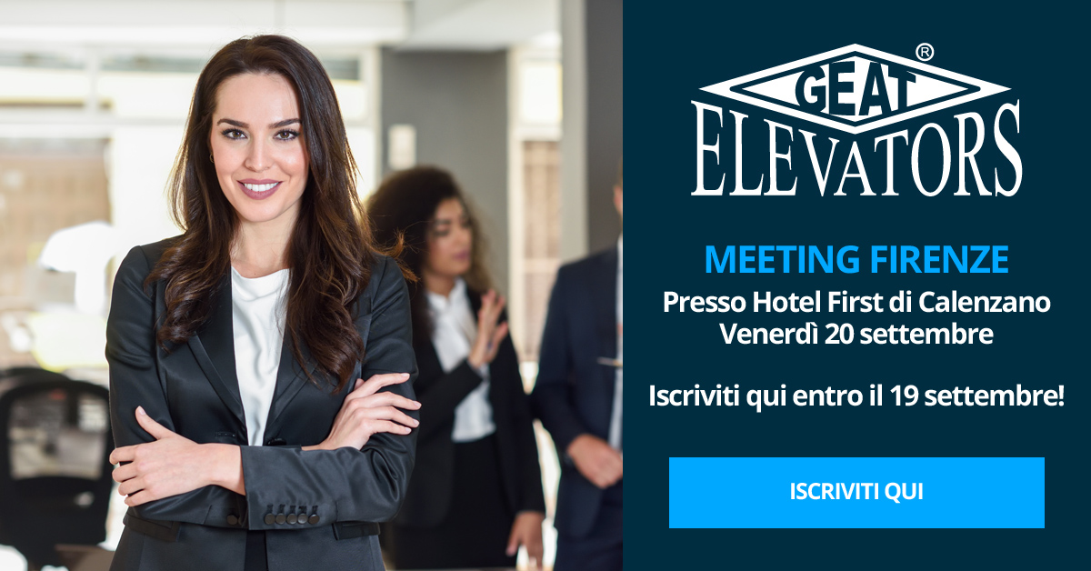Partecipa al Meeting di Firenze