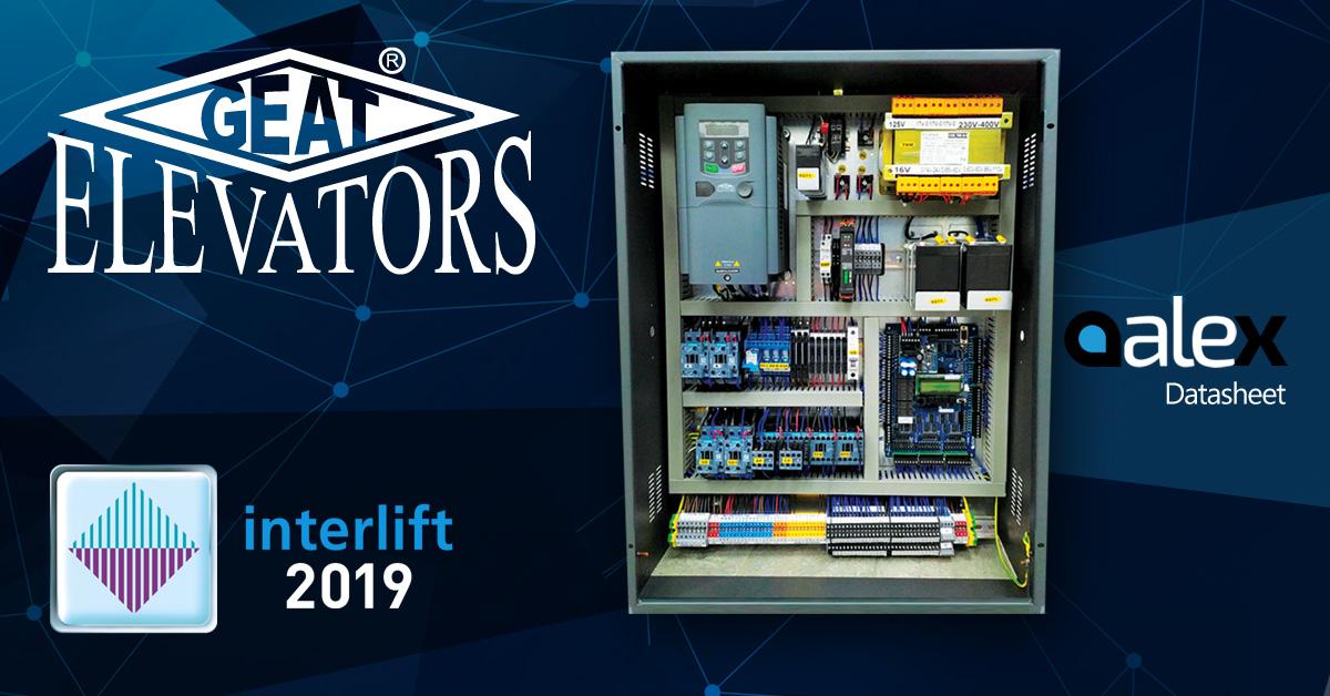 Interlift 2019 | Geat Elevators alla Fiera di Augsburg